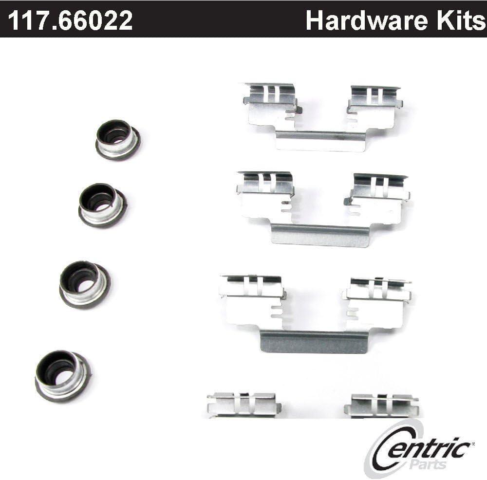 Centric Parts 117.66022 Brake Disc Hardware