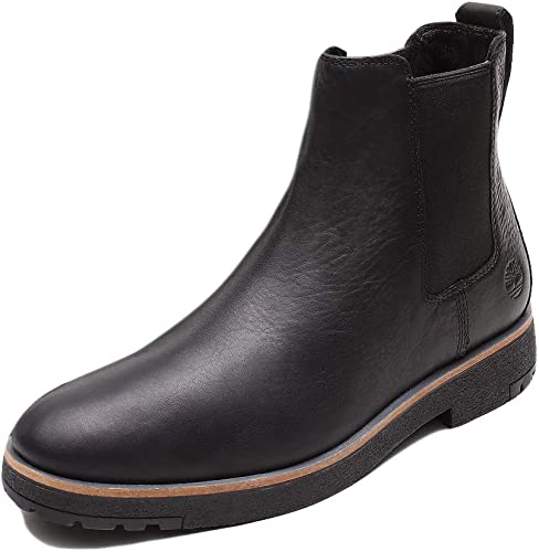Fracaso Desventaja Goteo  Timberland Folk Gentleman Chelsea Ankle Boots/Boots Men Brown Mid Boots:  Amazon.co.uk: Shoes & Bags