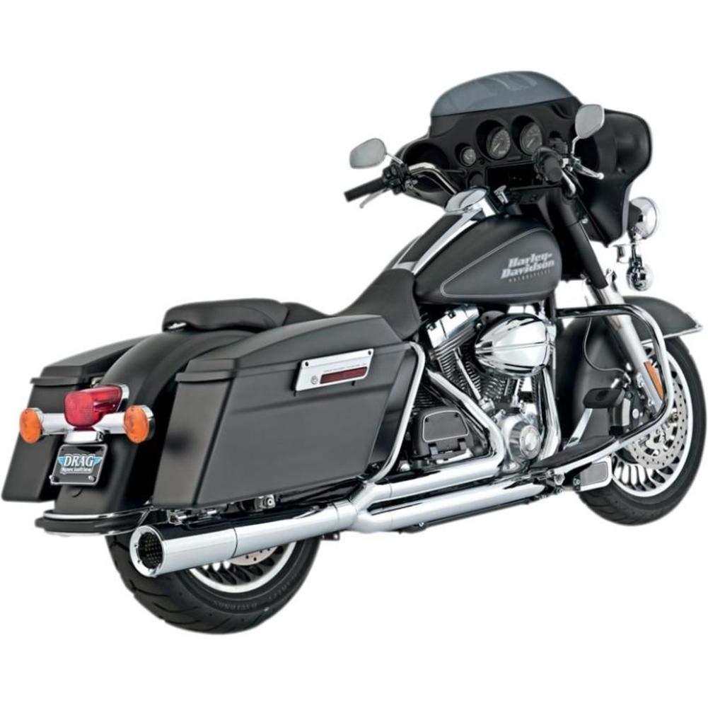 Vance & Hines Pro Pipe cromo (Harley Davidson Touring 1999-2008): Amazon.es: Coche y moto