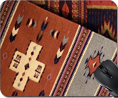 MSD Natural Rubber Mousepad Mouse Pads/Mat design: 900283 Navaho rugs
