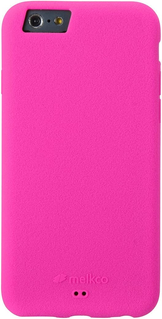 Melkco Silikonovy Case for Apple iPhone 6 (4.7 Inch) Special Edition - Pink (APIP6FSIPSIPK)