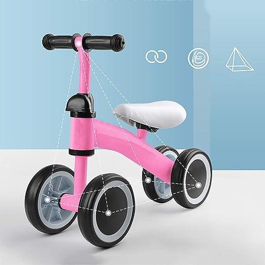GSAGJyec Bicicleta Baby Balance - Bicicleta de Equilibrio for niños de 4 años, Regalo de cumpleaños o
