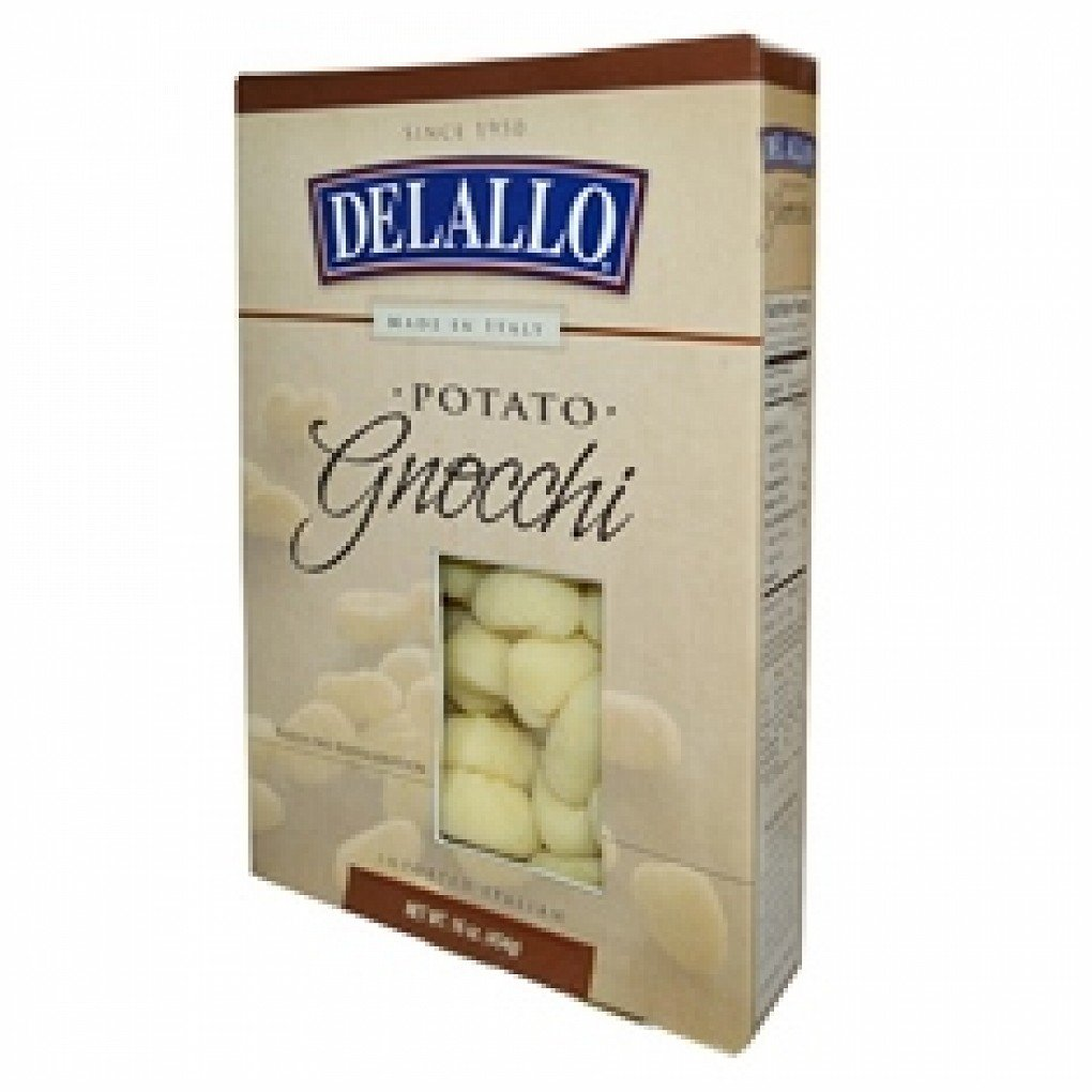 Delallo Potato Gnocchi (12x16Oz ) by De Lallo (Image #1)