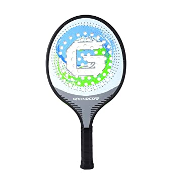 GRANDCOW - Raqueta de pádel para Tenis, de Fibra de Carbono ...