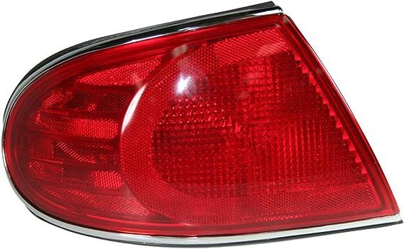 Taillight Taillamp Rear Brake Light Passenger Side Right RH for 04-08 Corolla