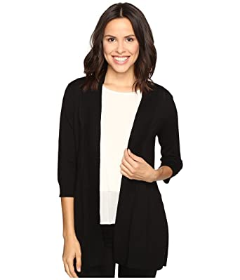 fd2acd55f5 Christin Michaels Women s BRE Cardigan Black Sweater at Amazon ...