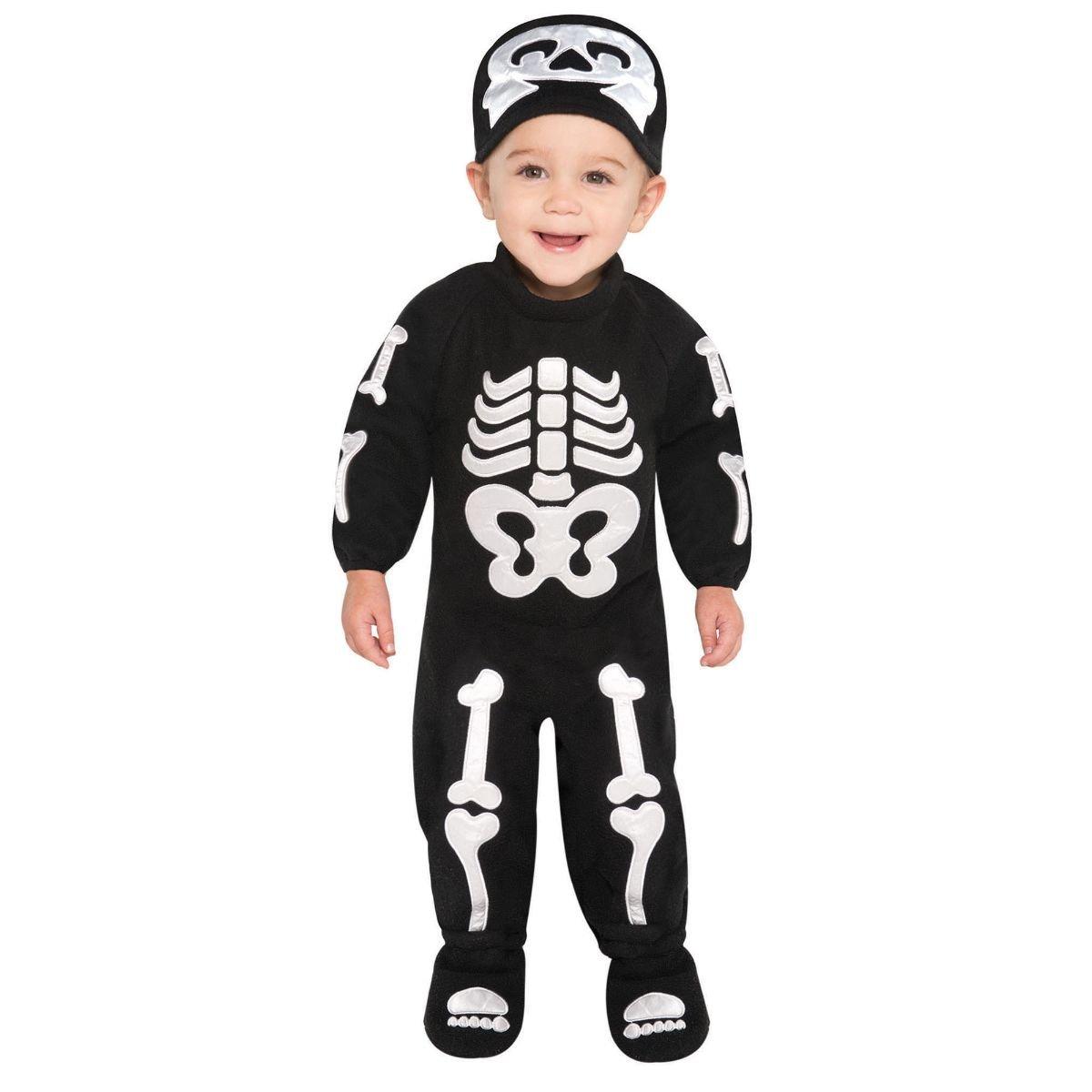 Amscan Babys Bitty Bones Halloween Costume