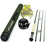 Orvis Clearwater 8 weight 9ft Fly Rod Outfit 908-4