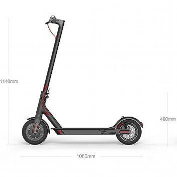 SED Scooter-Moda Scooter Eléctrico Balancín Carro Scooter ...