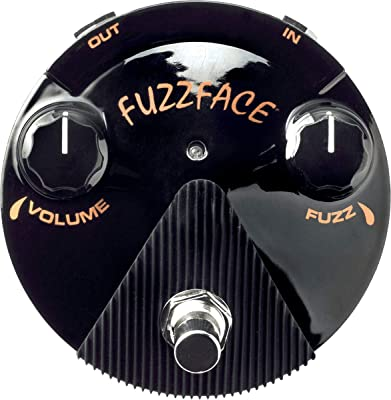 Dunlop FFM4 Joe Bonamassa Fuzz Face Mini Fuzz/Distortion Pedal