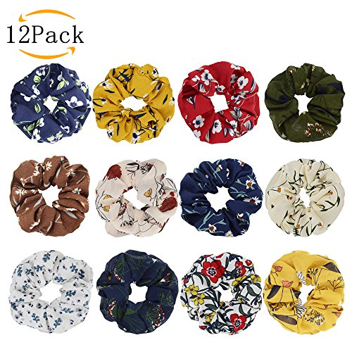 Top 10 best patterned scrunchies for hair