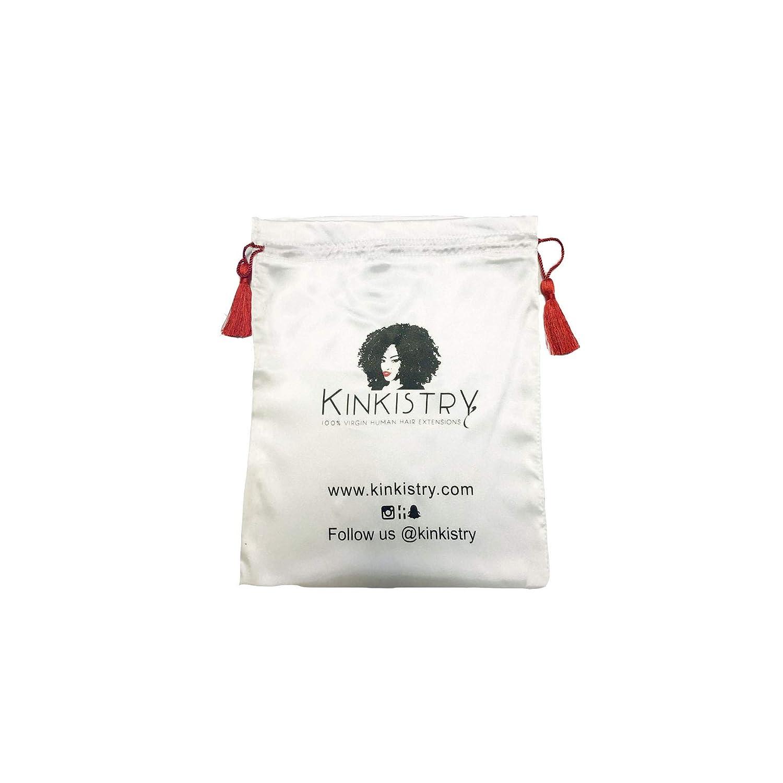 Amazon com customize white hair packaging satin bag hair extension bundles satin baghair storage bag 500pack shoes