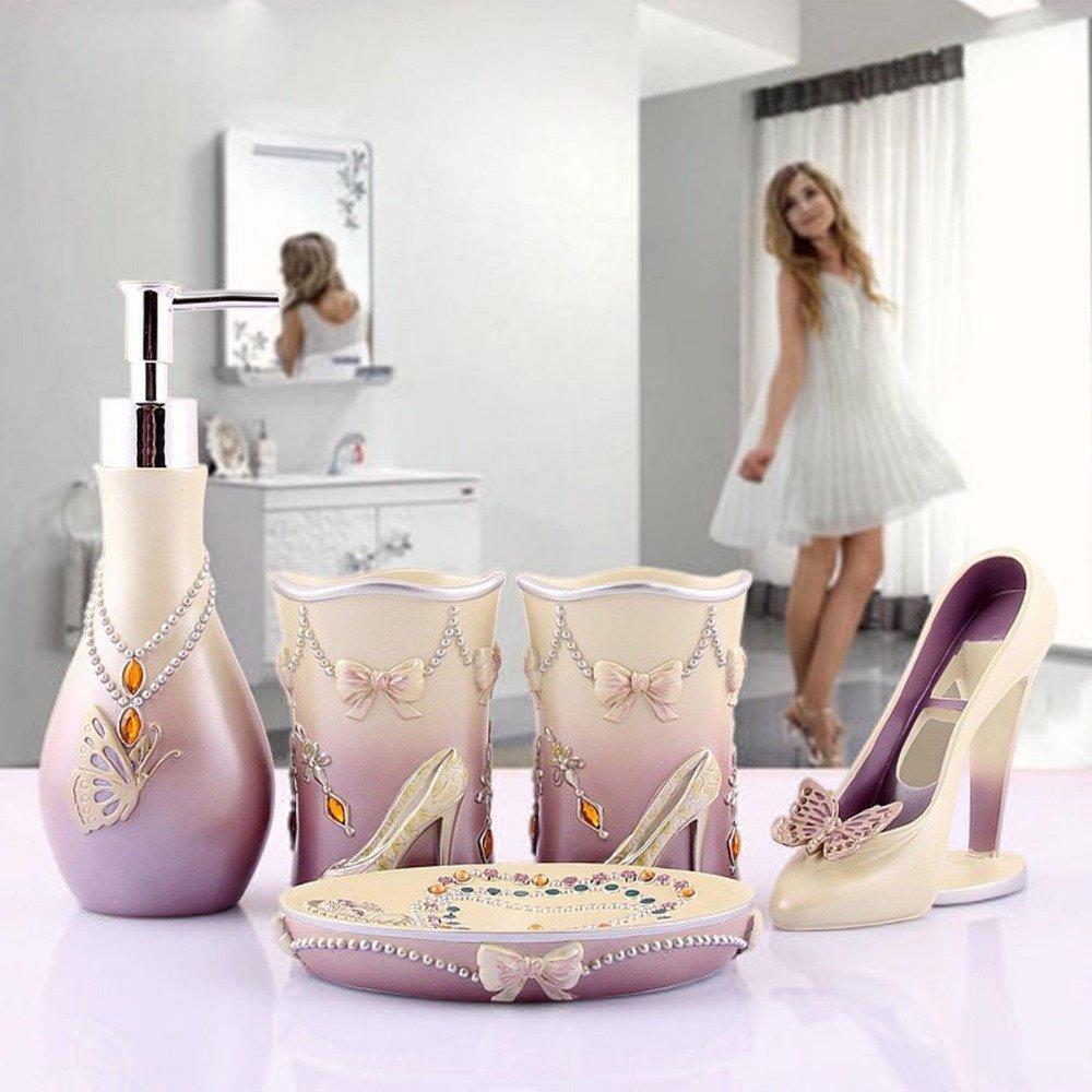 85%OFF HOALLME Novelty Fashion High Heels Lady Style Bathroom ...