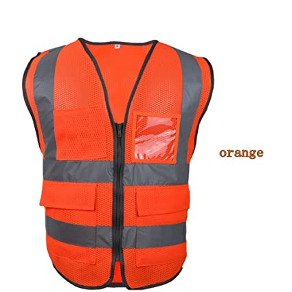 Lightweight Bike Vest Breathable Mesh Reflective Vest High Visibility Safety Cycling Safety Vest Man Back To Search Resultshome