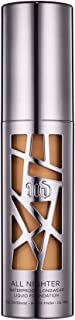 product image for Urban Decay All Nighter Liquid Foundation, 9.0 Dark Beige - Flawless, Full Coverage for Oily & Combination Skin - Matte Finish - Waterproof & Transfer-Resistant - 1.0 fl oz