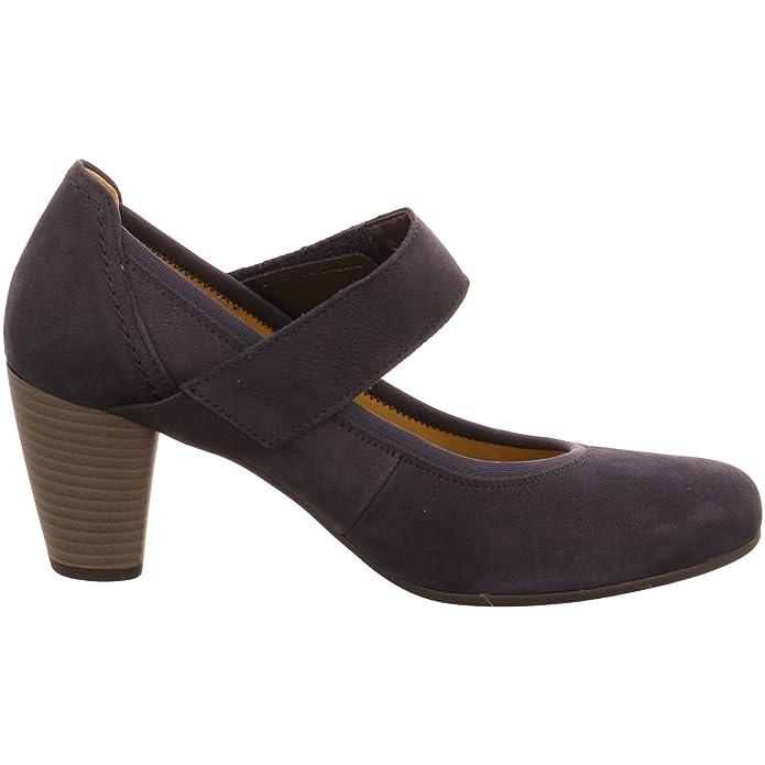 Gabor Spangen Pumps blau nightblue best fitting: Amazon.de: Schuhe &  Handtaschen