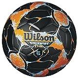 Wilson Rebar NG Size 5 Soccer Ball Black Orange