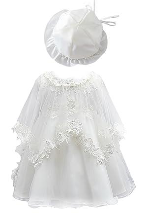 883910f29727b (コ-ランド) Co-land ベビー服 ドレス 女の子 新生児 ワンピース 赤ちゃん レース リボン