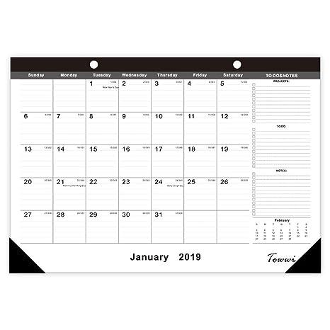 Calendario Mensile Settembre 2020.Towwi 2018 2020 Calendario Planner Calendario Mensile