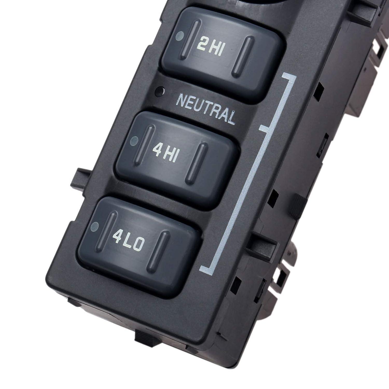 4x4 4WD Switch Button Fit For Chevy GMC Tahoe Yukon Sierra Silverado 1500 Truck