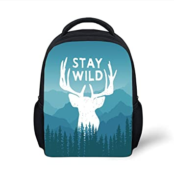 e782521f8b00 Amazon.com  iPrint Kids School Backpack Adventure