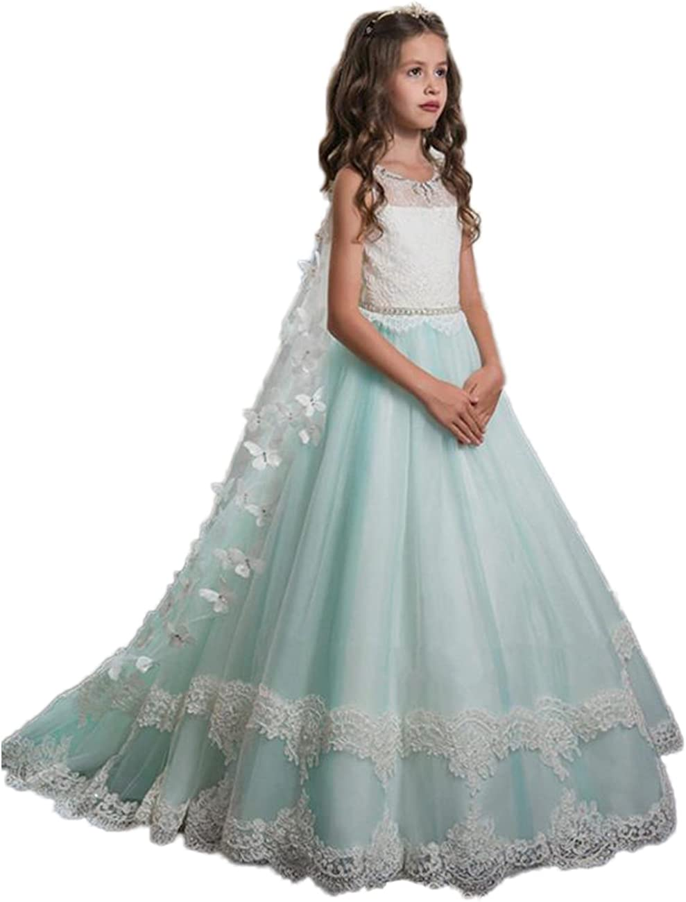 CoCogirls CoCogirls Blumenmädchen Kleider Juwel Prinzessin Mädchen