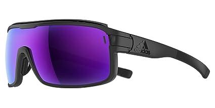 Gafas de Sol Adidas ZONYK PRO L AD01 MATTE GREY/VIOLET ...
