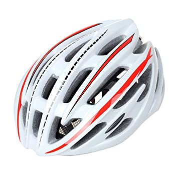 Amazon.com : LIMITE Bicycle Helmet With LED Tail Light Women Men Riding At Night Cascos Ciclismo Road Cycling Helmets Black : Sports & Outdoors