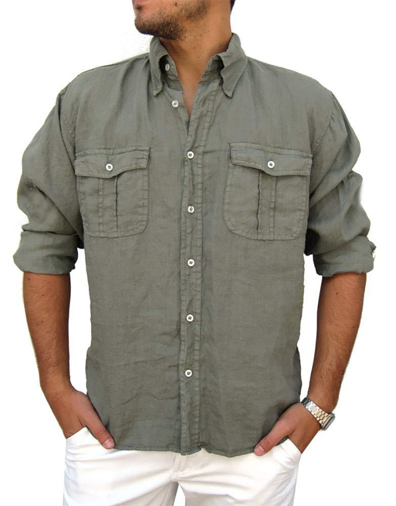 e640819ed229 I piu votati nella categoria Camicie da uomo & recensioni clienti ...
