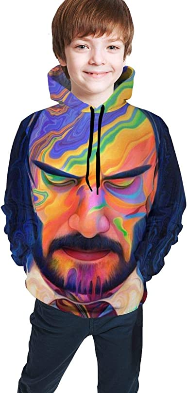 Amazon Com Colorful John Wick Hooded Sweate Sweatshirts For Boys And Girls Kids Unisex Youth Teenager Clothing