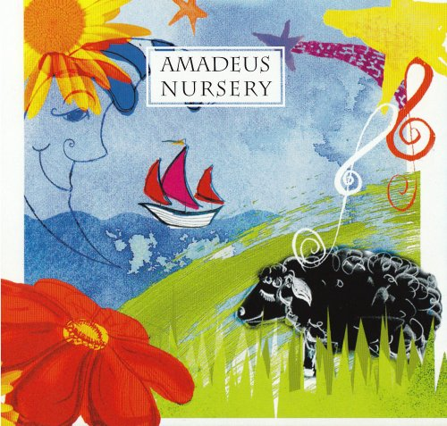 Amadeus Nursery CD. Beautiful nursery rhymes & kids songs and lullabies combined with the magical music of Wolfgang Amadeus Mozart. Lullabies for sleepy baby - Perfect for Baby shower basket gift ideas.