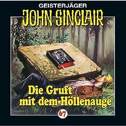 Die Gruft mit dem Höllenauge (John Sinclair 67)
