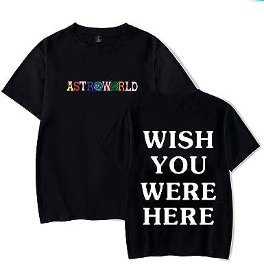 e05d51de0d77 2019NEW Men Hoodies Travis Scott Astroworld Wish You were HERE Sweatshirt  Men Fashion Pullover,Black