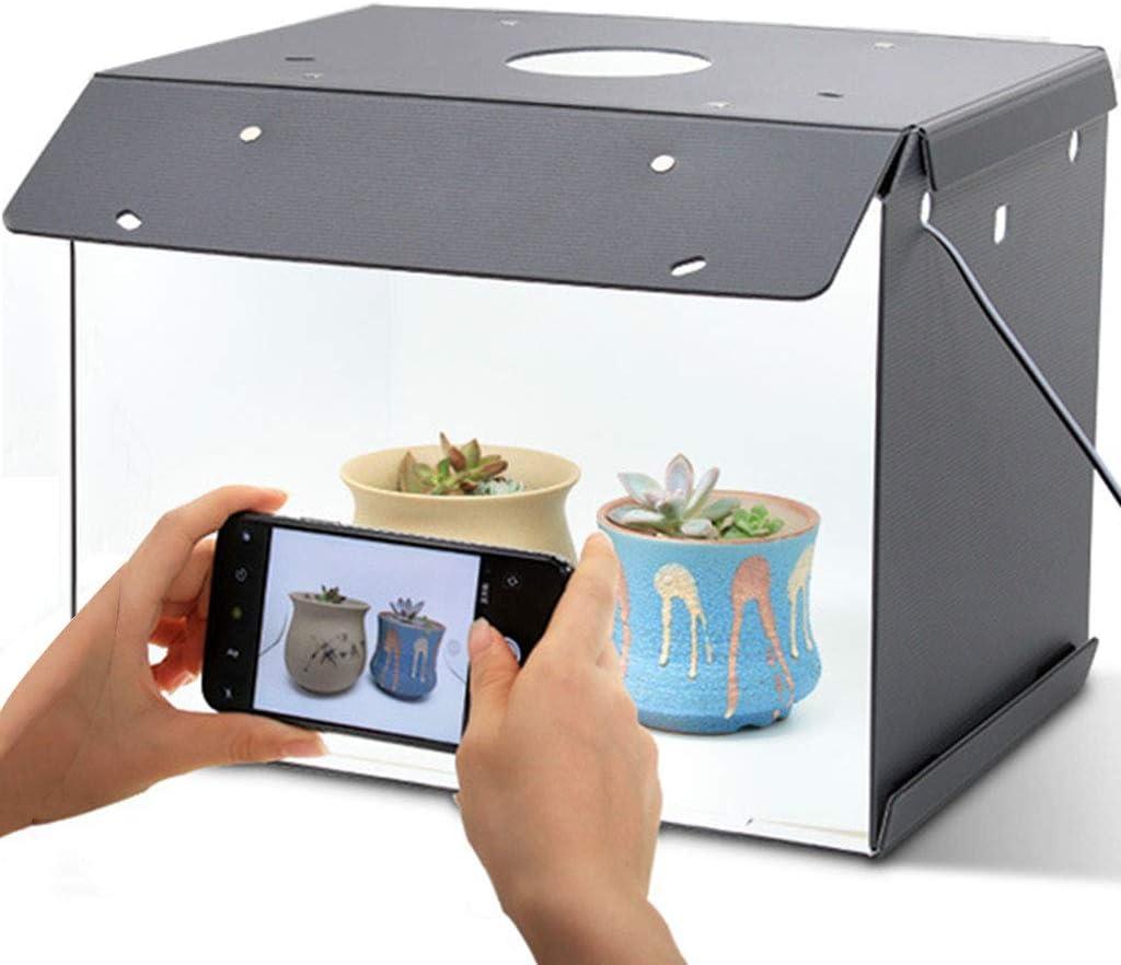 Photography Studio, Folding Small Product Photography Kit ,White Soft Box Light Tent ,for Jewellery HWENJ Portable Photo Studio Shoes Photography Etc Food