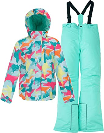 Ski Jacket Pants Coat Winter Waterproof Suits Snowboard Clothing Snowwears Suits