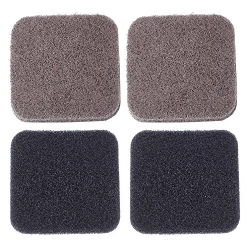 - HIPA (Pack of 2) Pre Filter with Air filter Cleaner for STIHL FS75 FS80 FS85 HS75 HS80 HS85 Trimmer