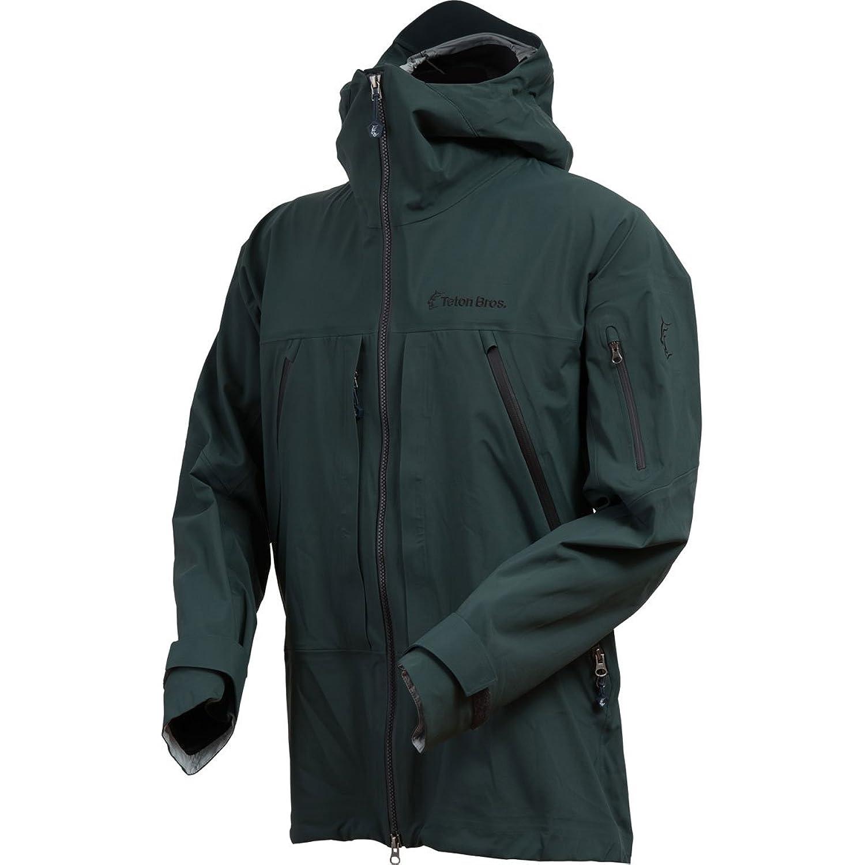Teton Bros.(ティートン ブロス) TB3 Jacket TB173-040202 B076HK8QM3  Deep green M