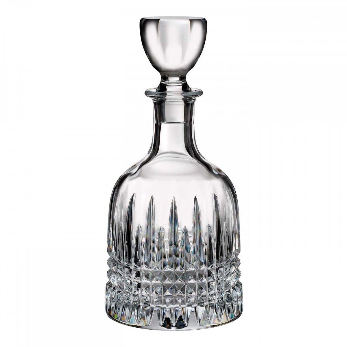 Lismore Diamond Bottle Decanter