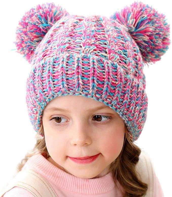 KIDS BEANIE Keep YOUR Kids Warm This Winter Kids Animal Critter Knit Beanie