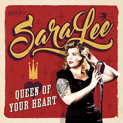 Sara Lee – Queen of Your Heart (2016) WEB FLAC
