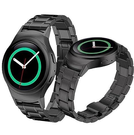Samsung Galaxy Gear S2 SM-R720 correas y conector de banda para reloj - Sannysis