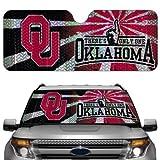 NCAA Oklahoma Sooners Auto Sun Shade by Team ProMark