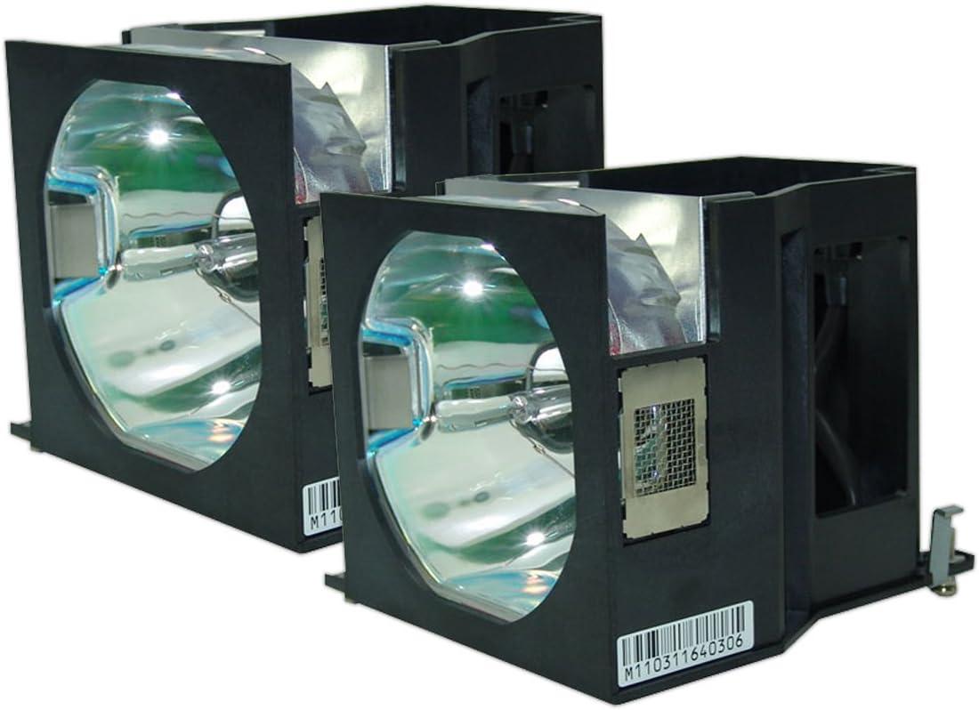 for Panasonic PT-D5600 Lamp Catridge by LucentBulb