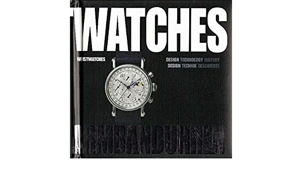 Wristwatches / Relojes De Pulsera (German Edition): Feierabend: 9783899852547: Amazon.com: Books