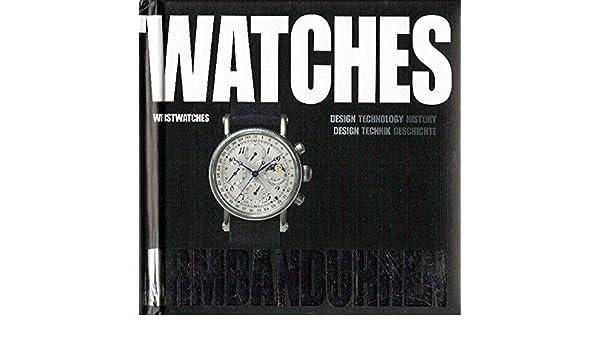 Wristwatches / Relojes De Pulsera (German Edition): Feierabend: 9783899852547: Amazon.com: Books