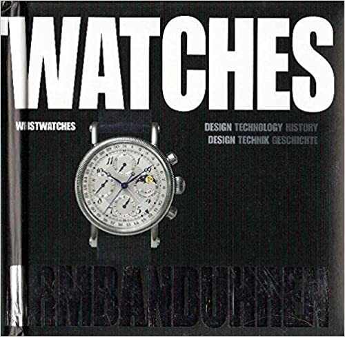 Wristwatches / Relojes De Pulsera (German Edition) (German) Bilingual Edition