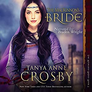 The MacKinnon's Bride Audiobook