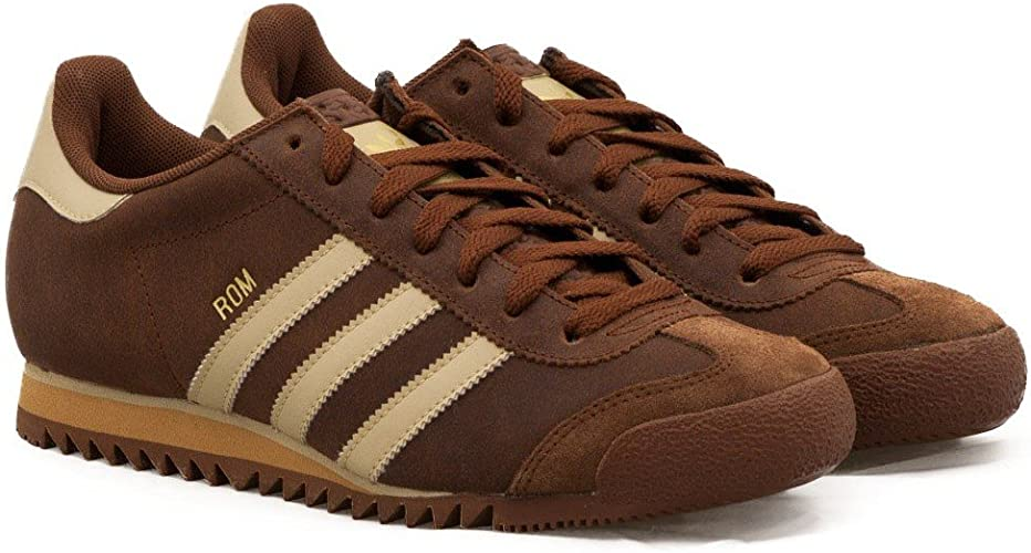 adidas ROM Brown: Amazon.co.uk: Shoes