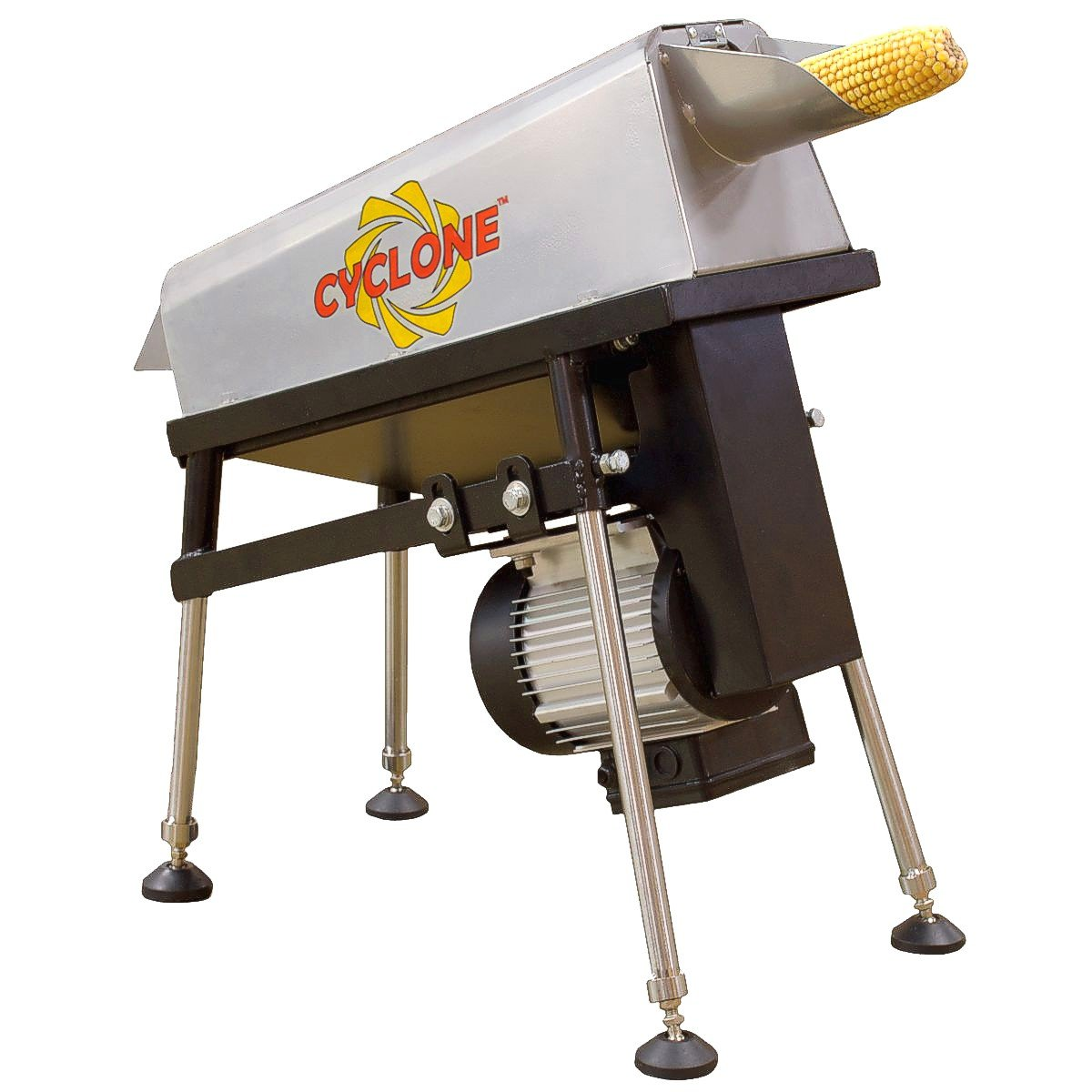 Cyclone Electric Corn Sheller