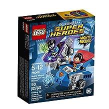 LEGO 6175474 Super Heroes Mighty Micros: Superman Vs. Bizarro 76068 Building Kit